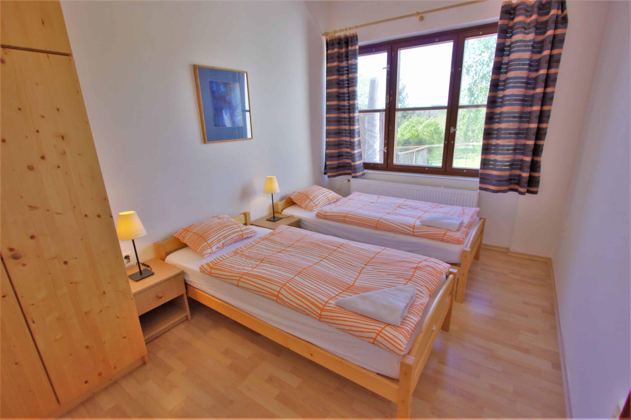 Pokoj 1 (útulný apartmán)